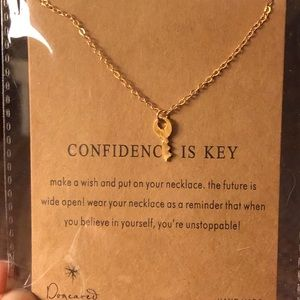 Jewelry - Confidence Is Key Necklace